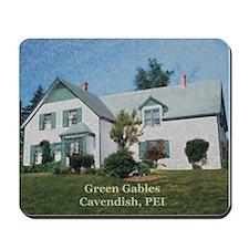 Green Gables Mousepad