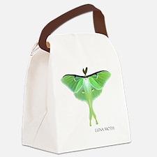 Luna Moth Canvas Lunch Bag