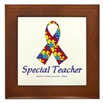 Special Teacher Framed Tile