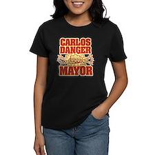 Carlos Danger for Mayor Tee