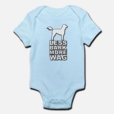 Less Bark More Wag Body Suit