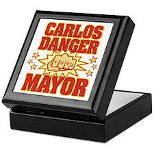 Carlos Danger Keepsake Box