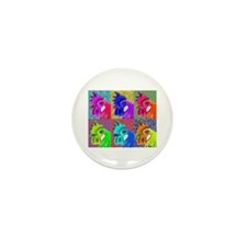 Hens Gone Wild! Mini Button (100 pack)