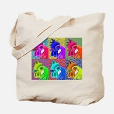 Hens Gone Wild! Tote Bag
