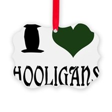 Love Hooligans Ornament