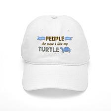 I Like My Turtle Baseball Cap