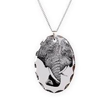 African Elephants iPad Mini Necklace