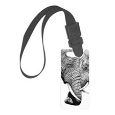 African Elephants iPhone/iTouch  Luggage Tag
