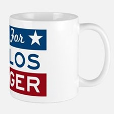 Vote For Carlos Danger Mug