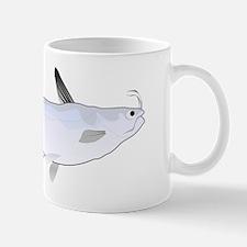 Blue Catfish t Mug
