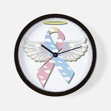 Congenital Diaphragmatic Hernia Awarene Wall Clock