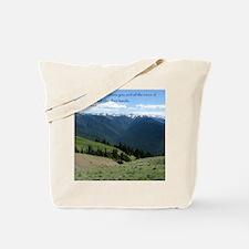 Isaiah 55 Tote Bag