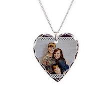 211-purple Necklace