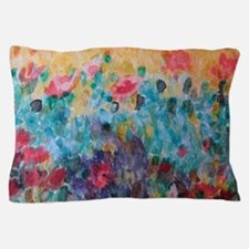 Flowers Everywhere Pillow Case