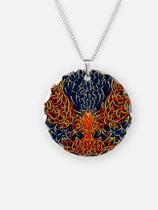 Celtic Phoenix Necklace