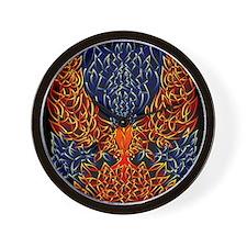 Celtic Phoenix Wall Clock