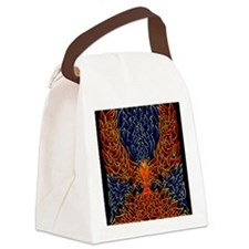 Celtic Phoenix Canvas Lunch Bag