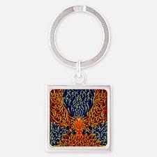Celtic Phoenix Square Keychain