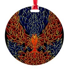 Celtic Phoenix Ornament