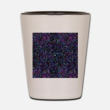 Mosaic Glitter 1 Shot Glass