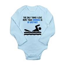 Swimming Brother Body Suit