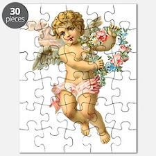 Cute Vintage Victorian Angel /Cherub Puzzle