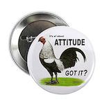 Got Attitude? Button