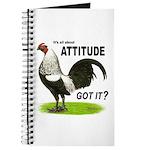 Got Attitude? Journal