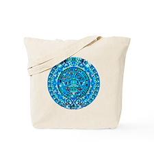 Ancient Mayan Calendar Tote Bag