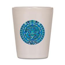 Ancient Mayan Calendar Shot Glass