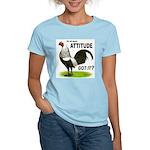 Got Attitude? Women's Light T-Shirt