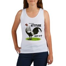 Got Attitude? Women's Tank Top