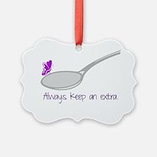 Extra Spoon Ornament