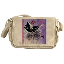 WELCOME-George Alexander Louis Messenger Bag