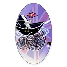 WELCOME-George Alexander Louis Decal