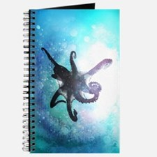 Bokeh Octopus Journal