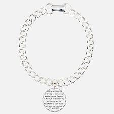 Sarcastic Serenity Praye Bracelet
