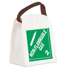 ADR Sticker - 2 Non-Flammable Gas Canvas Lunch Bag