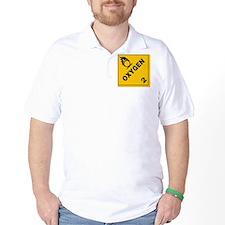 ADR Sticker - 2 Oxygen T-Shirt