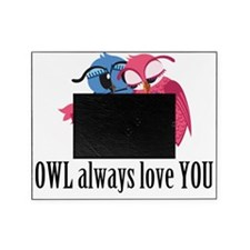 Romantic Owls Picture Frame