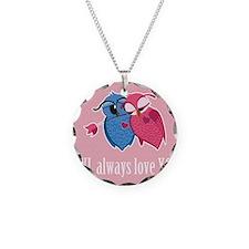 Romantic Owls Necklace