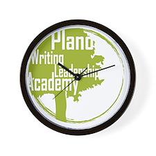 Plano Writing Leadership Academy Wall Clock