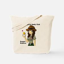 Anime Ranger Rebecca Tote Bag