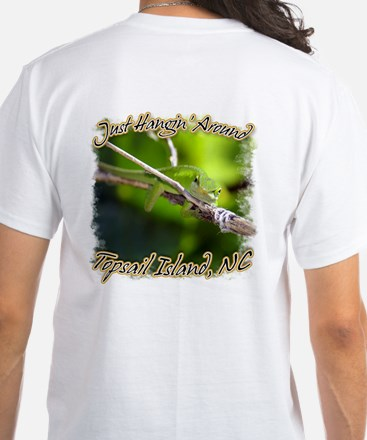 Just Hangin' Around Topsail Island - T-Shirt