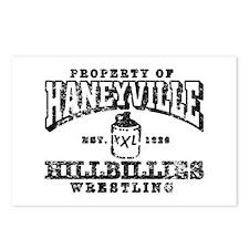 Haneyville Hillbillies Postcards (Package of 8)