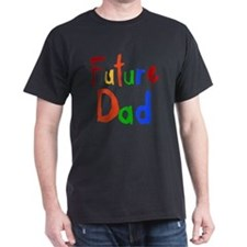 Primary Colors Future Dad T-Shirt
