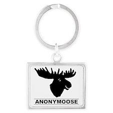 ANONYMOOSE Landscape Keychain