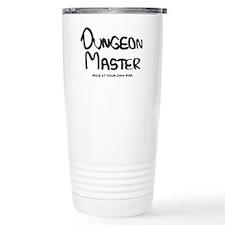 Dungeon Master - Role A Travel Mug