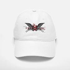 I need you Destiel Baseball Baseball Cap