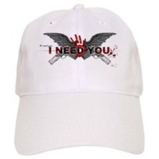 I need you Destiel Baseball Cap